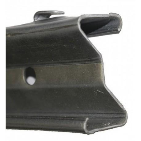 13 Z-Profile Zaunpfosten 2100mm